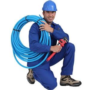 Technicien spécialisé en entretien de plomberie